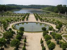 Сад в окрестностях Парижа
