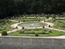Сад замка Шенонсо