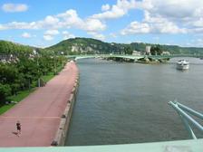 Руан, река Сена