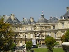 Здание Парижа