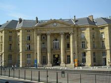 Мэрия 5 округа в Париже